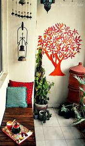 Pinterest Decoration : indian balcony decor decor home decor apartment balcony decorating balcony garden ~ Melissatoandfro.com Idées de Décoration