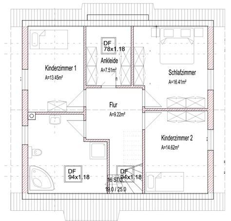 Grundrisse Efh Ohne Keller by Grundriss F 252 R Einfamilienhaus Moderner Hausbau Ohne