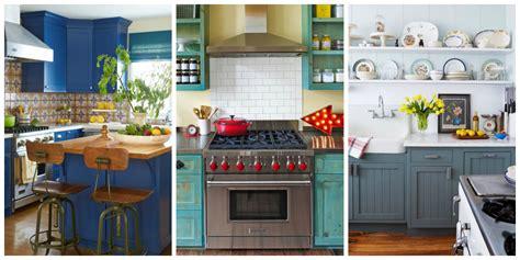 blue kitchen decorating ideas 10 beautiful blue kitchen decorating ideas best blue