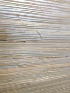 Silver Metallic Beige GRASSCLOTH Wallpaper Brewster HY30272