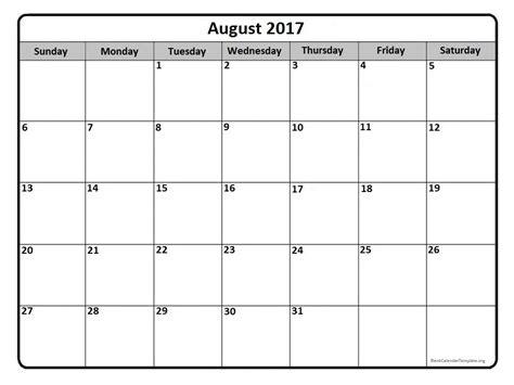 august calendar calendar templates calendars