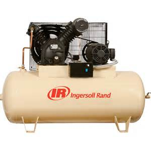 free shipping ingersoll rand electric stationary air compressor 10 hp 35 cfm at 175 psi