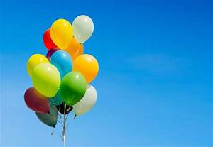 How High Can Runaway Helium Balloons Fly