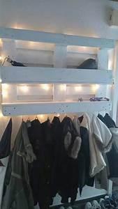 Garderobe Aus Paletten : garderobe aus paletten m bel ~ Sanjose-hotels-ca.com Haus und Dekorationen