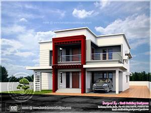 Flat Roof Small House Designs Small Bungalow House Plans ...
