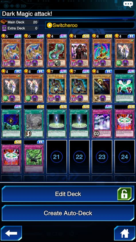 Updated Dark Magician Deck So Far Its Gotten Me To Gold