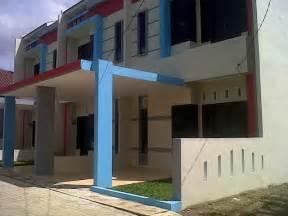 rumah minimalis modern type 100 78 di medan johor info