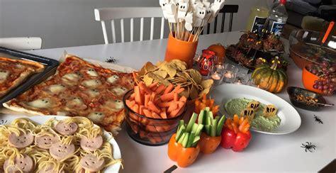 Halloween Essen  Halloween Essen Kinder Grapevinede