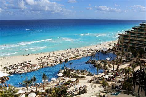 Cancun Beach Wedding at Hard Rock Resort  Gady and Brian   Del Sol Photography