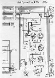 1972 Plymouth Barracuda Wiring Diagram