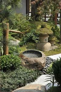 577 best images about idees de jardin on pinterest With delightful decoration exterieur jardin zen pierre 10 decoration jardin bouddha
