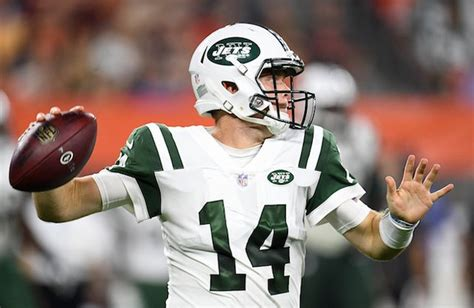 nfl tv schedule  time channel   york jets