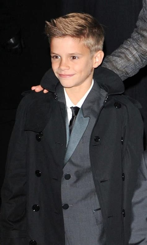 Beckham Boys Hairstyles 17 best images about hair ideas on boys