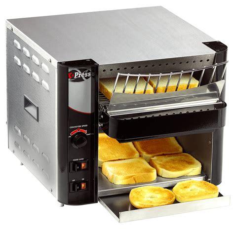 used commercial toaster apw wyott xtrm 1 x treme radiant conveyor toaster 1 5
