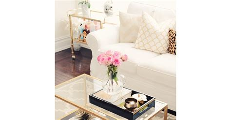 Enjoy free shipping on most stuff, even big stuff. The find: the black and gold tray that completes this coffee table.   HomeGoods Decor   POPSUGAR ...