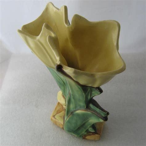 Mccoy Vase Double Tulip
