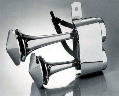 Harley-davidson Chrome Air Horn Kit