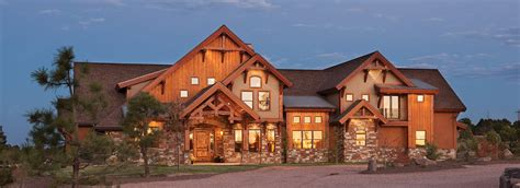 mountain style homes precisioncraft mountain style homes