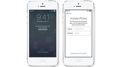 apple s find my iphone apple s ios 7 activation lock could make iphones worthless