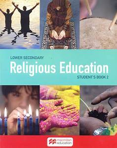 Lower Secondary Religious Education Student U0026 39 S Book 2