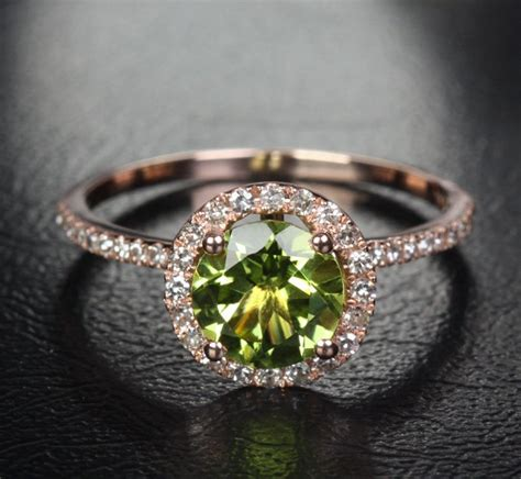 peridot engagement rings meaning engagement ring usa