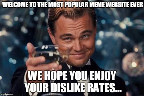 Most Popular Memes Ever - leonardo dicaprio cheers meme imgflip