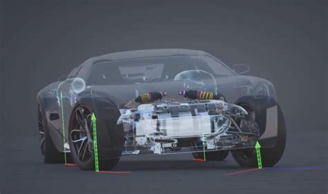 rimac conceptones torque vectoring system