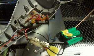 Trying To Keep A Handheld Vacuum Way From The Bin  Circuit