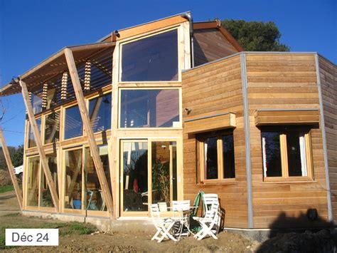 bureau d etude charpente bois exemples de construction bois vers manosque une maison en ossature bois a wood house