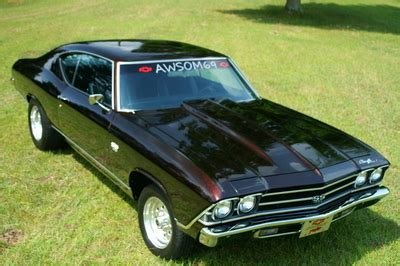 Performance Boats Sharpsburg by 1969 Chevelle Race Ready For Sale In Sharpsburg