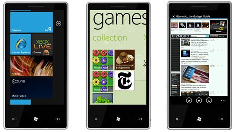 Windows 7 Phone Games Collection 1