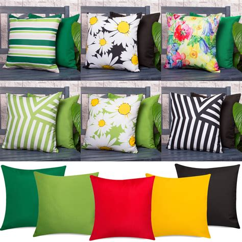 outdoor cushions for patio furniture garden scatter cushion water resistant for outdoor