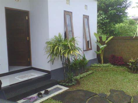 teras rumah minimalis asri  nyaman