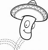 Springende Bohne Coloring Leech Clip Jumping Bean Vector Fagiolo Saltare Sombrero Hopfen Eps Cartoon Fotosearch Clipart Gograph Vectors Animato Cartone sketch template
