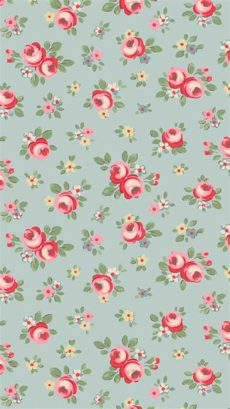 Wallpaper Cath Kidston by Cath Kidston Floral Iphone Wallpaper Tech