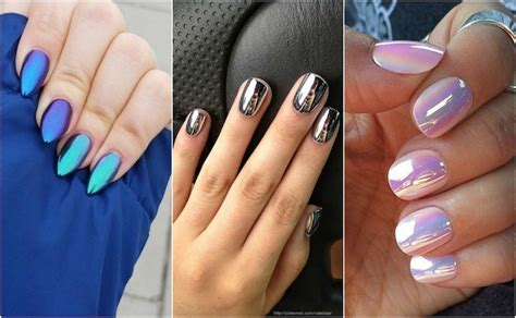Everything You Need To Know About Chrome Nails