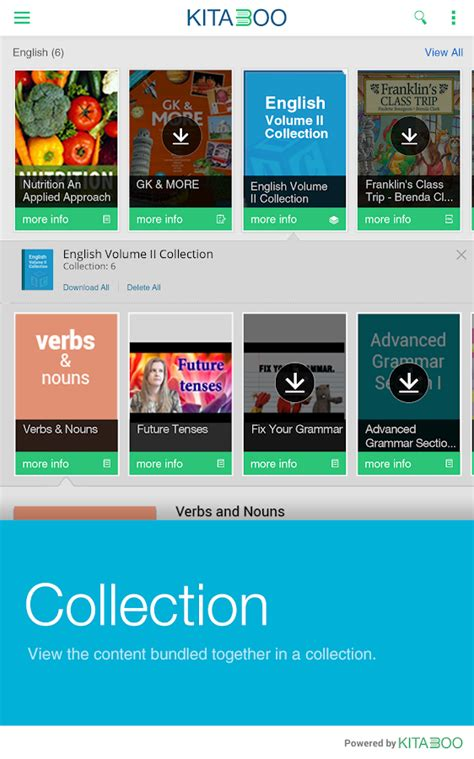 Kitaboo Ebook Reader  Android Apps On Google Play