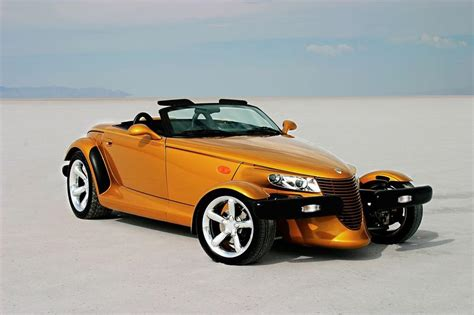 2002 Chrysler Prowler - Information and photos - ZombieDrive