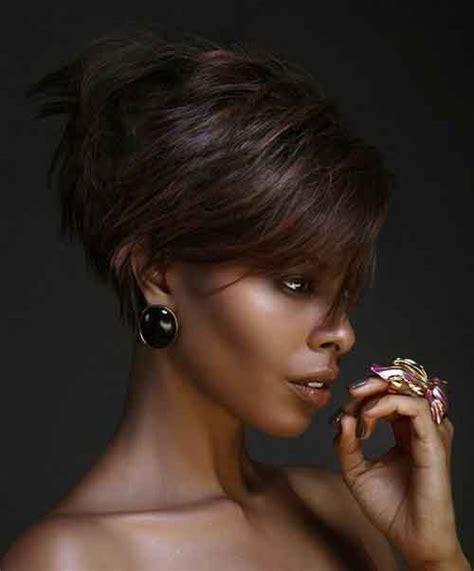 sassy haircuts  black women short hairstyles