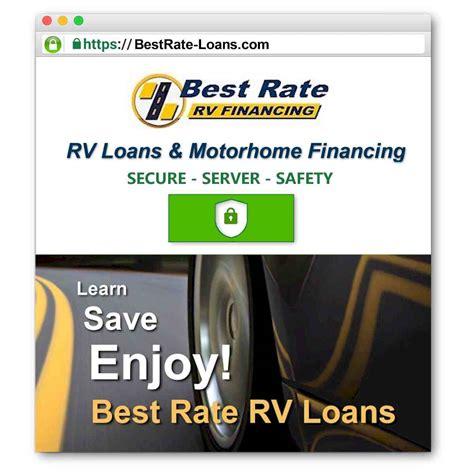 Bank Of America Boat Loans by Best Rates Motorhome Financing Rv Loans