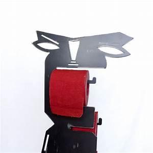 Porte Papier Toilette Design : porte papier toilette sur pied design porte papier wc ~ Premium-room.com Idées de Décoration