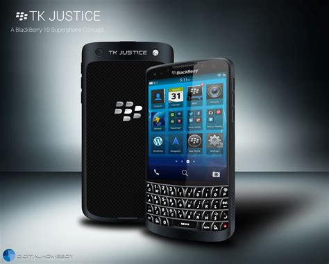 blackberry tk justice a dual blackberry 10 superphone concept