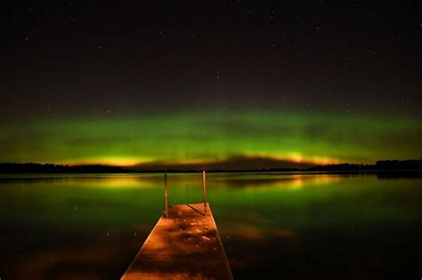 Northern Lights Minnesota by Minnesota Northern Lights Today S Image Earthsky