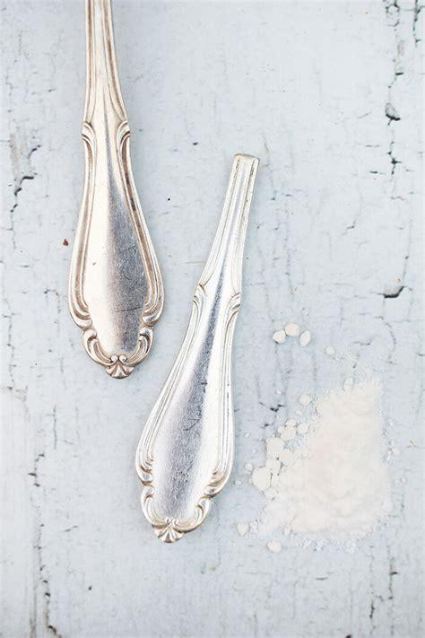 Silber Reinigen Backpulver by Silber Reinigen Backpulver Silber Mit Backpulver Reinigen