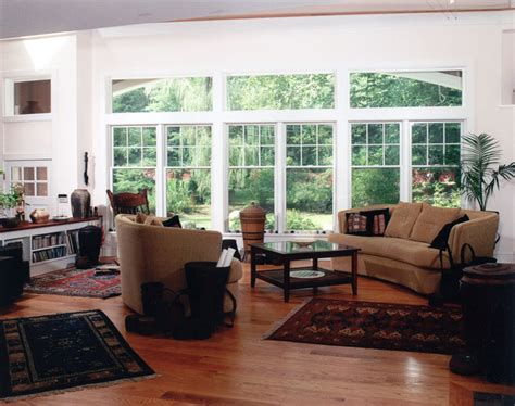 Ideas For Raised Ranch Living Room by Miller House Transformed Raised Ranch Eclectic