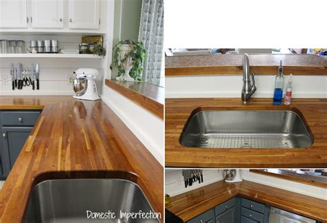 Kitchen Island With Chopping Block Top - 20 exles of stylish butcher block countertops