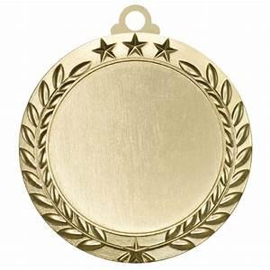 Blank Medal | Bright Finish Blank Medal | Express Medals