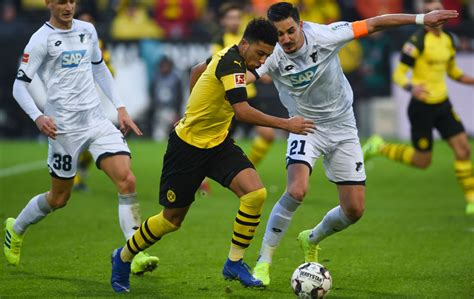 Maybe you would like to learn more about one of these? Hoffenheim gegen Dortmund: Live und gratis im Stream und TV