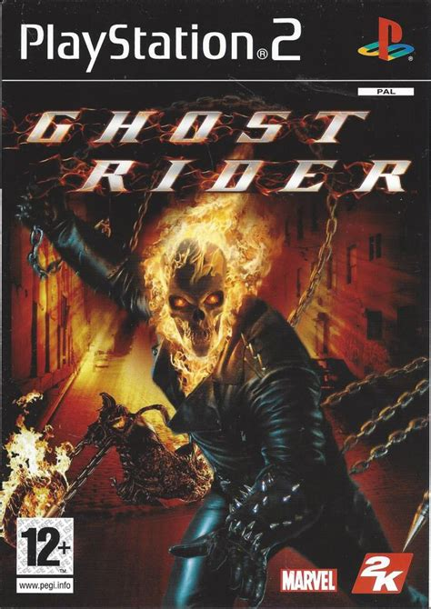Ghost Rider For Playstation 2 Ps2 Passion For Games