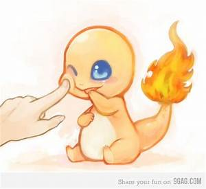 Cute Charmander - Rumble
